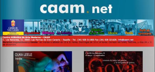 Exposición CAAM