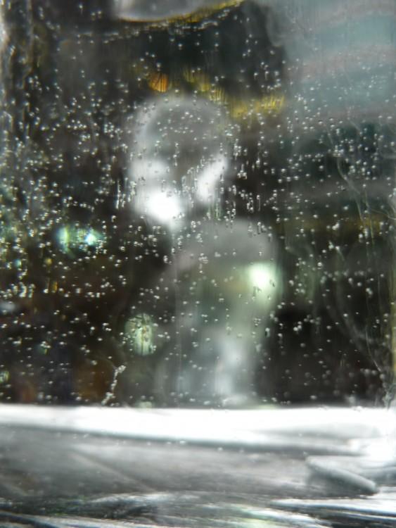 Escultura de hielo. Londres