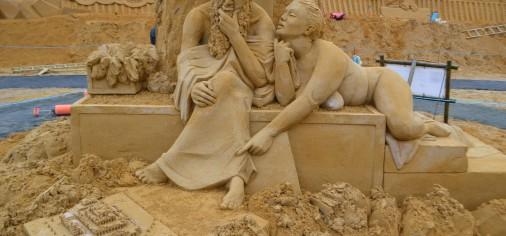 Babilonia. escultura