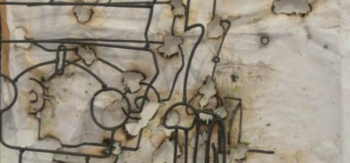 Mural. Restarante Allende (Triana)