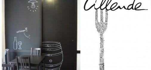 Diseño Restaurante Allende (I)
